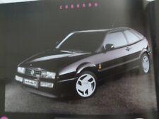 Nothelle VW / Audi 50 (!!) page Prospekt / brochure / catalog ** VERY RARE **