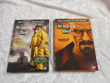 The Breaking Bad Complete Third & Fourth Seasons DVD