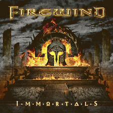 Firewind - Immortals [New Vinyl] Red