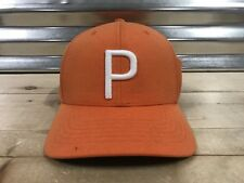 2018 Puma Heather Orange P 110 Tour Exclusive Snapback Hat Cap Rickie NEW!!