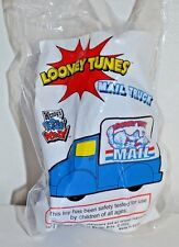 WENDY'S ~2000 Kid's Meal Toy ~ LOONEY TUNES Mail Truck Porky Daffy Sylvester NEW