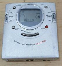 Sharp MD-MT866 Minidisc Player Recorder
