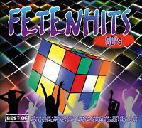 FETENHITS 80S-BEST OF 3 CD NEUF