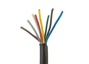 8 adriges Kabel für Anhänger LKW PKW YLY 7x1+1,5mm2