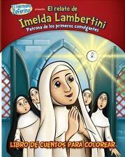 Libro Para Colorear: El Relato de Imelda Lambertini (Paperback or Softback)
