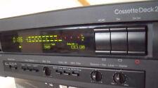 nakamichi cassette deck 2 Wohnzimmer gepflegt ...
