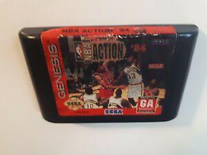 NBA Action '94 (Sega Genesis, 1994) CANADA FAST FREE SHIPPING !!!
