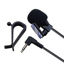 3.5mm Bluetooth Microphone Car Radio Mic For JVC KW-AVX830 KW-AVX840 KW-NT1