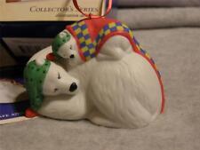 Safe And Snug Hallmark Keepsake Ornament * Collector'S Series * 2002