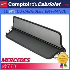 Filet anti-remous coupe-vent, windschott Mercedes W113 cabriolet - TUV