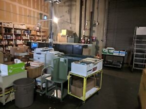 Wholesale Printing Ink and Supplies Distribution Business and Inventory for Sale