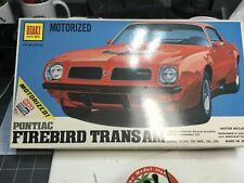 Pontiac Firebird TransAm Red OTAKI