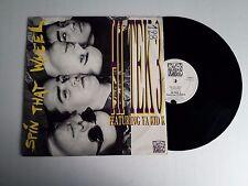 LP 5> Disco Vinile 12''  Hi Tek 3 feat. Ya Kid K / Spin that wheel
