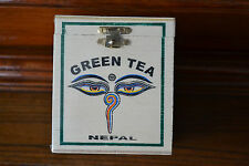 Pure Nepali Green Tea Organic Tea 1OO%  Puro Te Verde  Organico. From Nepal .