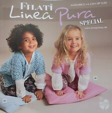 FILATI Linea Pura/Teddy Special, Lana Grossa Nr. 2 - Mode für den Nachwuchs #164