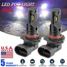 9006 9012 LED Headlight Bulbs Driving Lamp DRL 160W 6500K Xenon High Power
