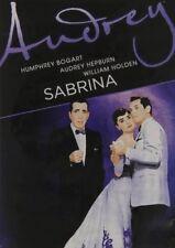Sabrina (DVD, 2013) Audrey Hepburn Humphrey Bogart NEW DVD FREE SHIPPING!!