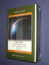 Teaching Co Great Courses DVDs         IMPOSSIBLE  PHYSICS BEYOND THE EDGE   new
