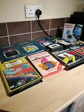 ACORN ELECTRON  SOFTWARE / GAMES BUNDLE