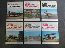 AIR COMBAT 1939-1945, Volume 4 Complete in 6 Issues 1971-72, Illustrated
