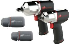 "Ingersoll Rand #21352115QXPA: 1/2"" & 3/8"" Quiet Impact Wrench Combination Kit"