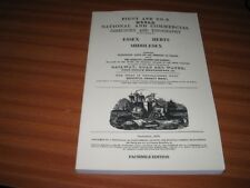 1839 DIRECTORY OF ESSEX HERTS & MIDDLESEX PIGOT & CO'S FACSIMILE EDITION