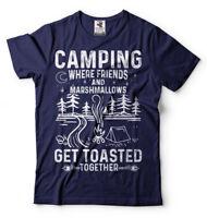Funny Camping Shirt best Forest Woods Camp Shirt Summer Tee shirt