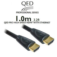 QED HDMI cable 1m Professional series