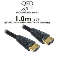 QED câble HDMI 1M série professionnelle