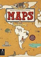 Maps Special Edition by Mizielinskas Mizielinski (Hardback, 2017)