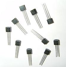 5pcs  78L05 TO-92 Régulateur Tension IC 5V 100mA  Neuf