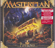 MASTERPLAN 2017 CD - PumpKings (Ltd. Digi.) - Helloween/Thunderstone/Edguy - NEW