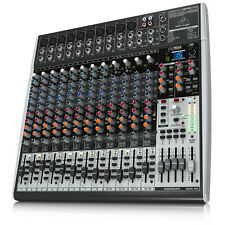 BEHRINGER XENYX X2442USB 24-Channel Analog Mixer USB Interface Live + Warranty