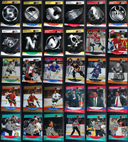 1990-91 Pro Set Hockey Cards Complete Your Set Pick From List 557-705