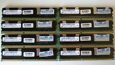 64GB (8x8GB) PC3-10600R ECC  DDR3-10600R  HP IBM DELL Apple