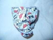 Female Dog Puppy Pet Diaper Washable Pants Sanitary Underwear SNOW DOGS XXXS