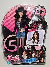 Fifth Harmony Barbie Doll 2014 Mattel Lauren Jauregui Doll Singer 5th NEW NRFB