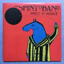 The Spinto Band - Direct To Helmet - Card Sleeve - Promo CD