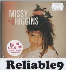 Missy Higgins - The special ones Best of collection CD Digipak Sealed- 2018 EMI