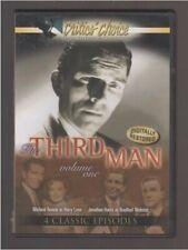 'The Third Man' Michael Rennie Jonathan Harris 4 Classic Episodes Vol 1 Dvd