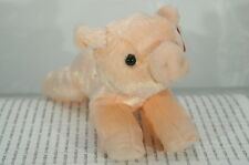 PERCY PIG FLOPSIE AURORA PLUSH~SOFT PINK PIG NEW WITH TAGS~FREE SHIP US~