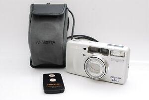 Minolta Capios 160A 35mm Film Point & Shoot Camera In Japan