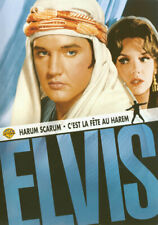 HARUM SCARUM (ELVIS PRESLEY) (BILINGUAL) (DVD)