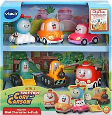 Drivers Cory Carson Mini Vehicle Pack Toy Kids Car Set for Imaginative Play