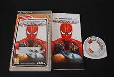 SPIDER - MAN  LE REGNE DES OMBRES pour PSP