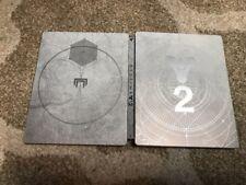 Destiny 2 Steelbook Ps4 Steel Book No Game