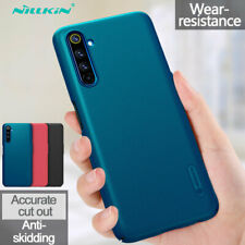 Nillkin For OPPO Realme 6 Pro Luxury Frosted Salient Dot Matte Hard Cover Case