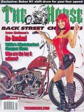 THE HORSE BACKSTREET CHOPPERS No.94 (New Copy) *Free Post To USA,Canada,EU