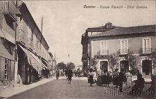 * CASSINO - Piazza Marselli, Hotel Cassino