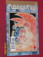 FUSHIGI YUGI- N° 6 -ESAURITO-.DI:YU WATASE- MANGA-PANINI COMICS